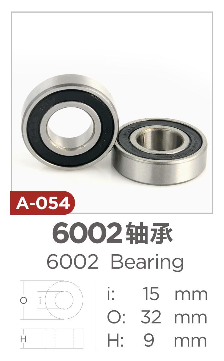 6002 carbon steel bearing