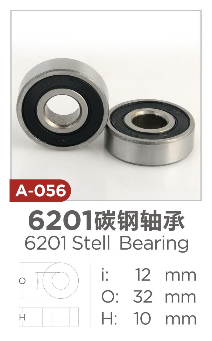 6201 steel bearing