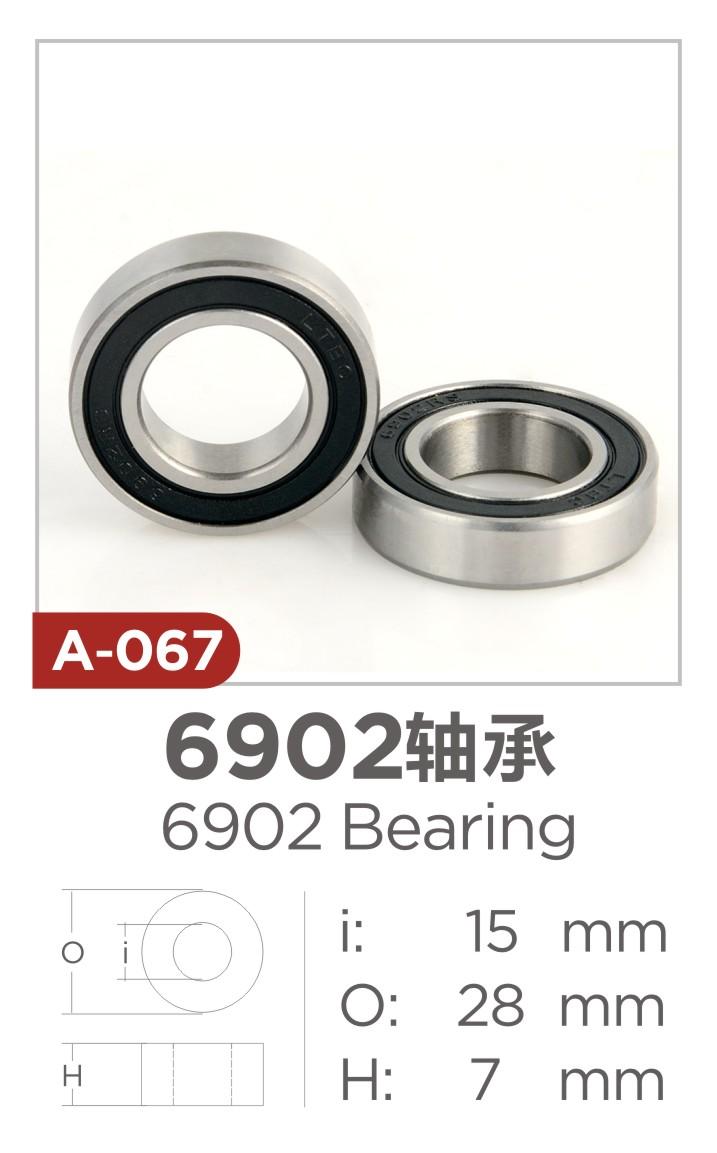 6900-6903 steel bearing