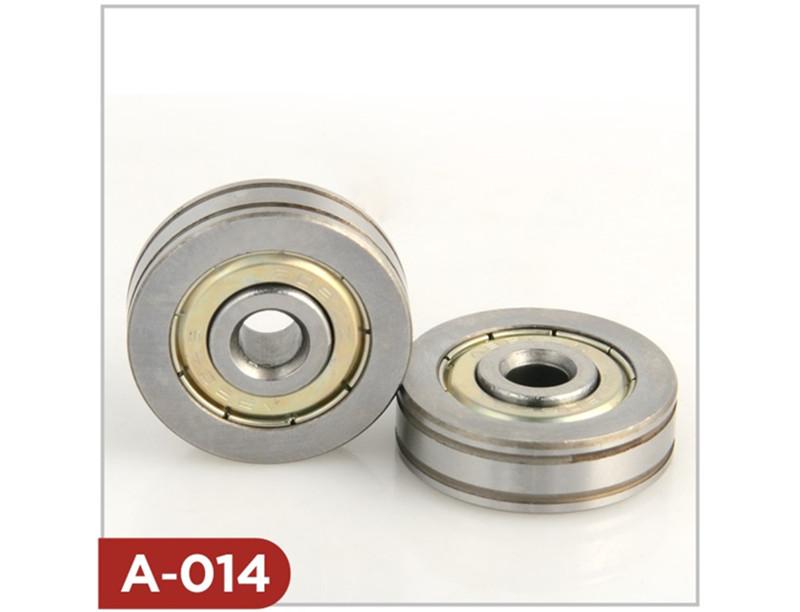 608 double groove ball bearing