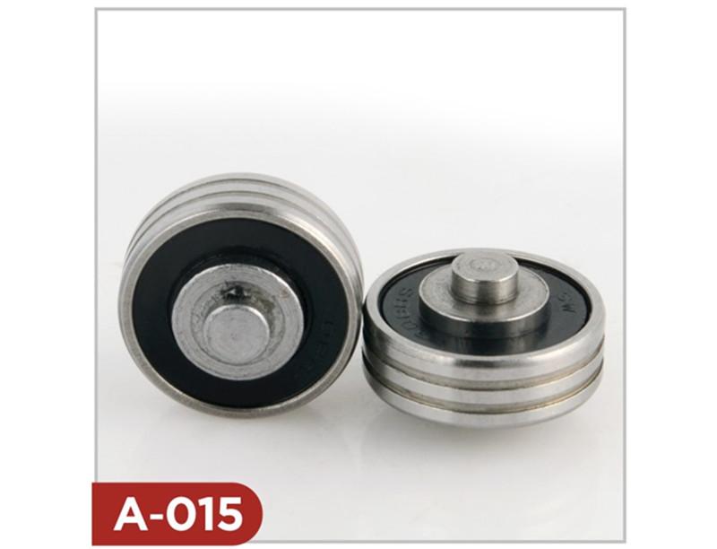 608 nonstandard double groove ball bearing