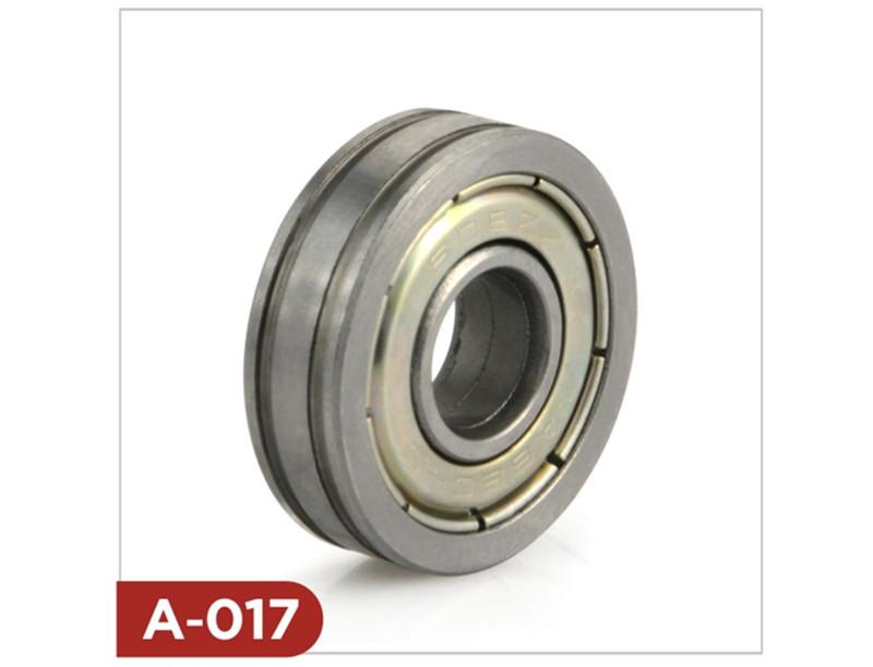 608 nonstandard double groove bearing