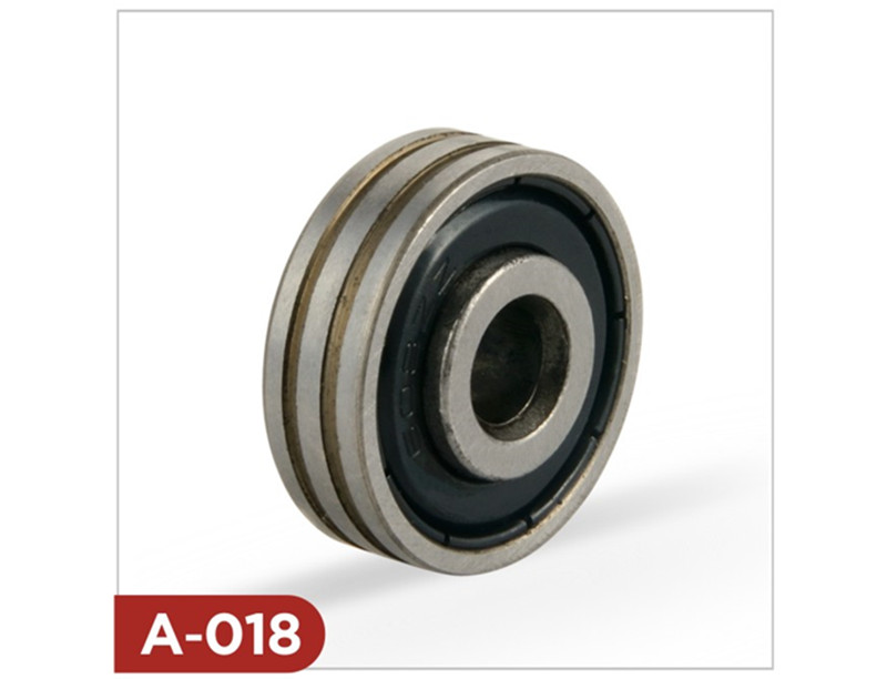 608rs double groove bearing