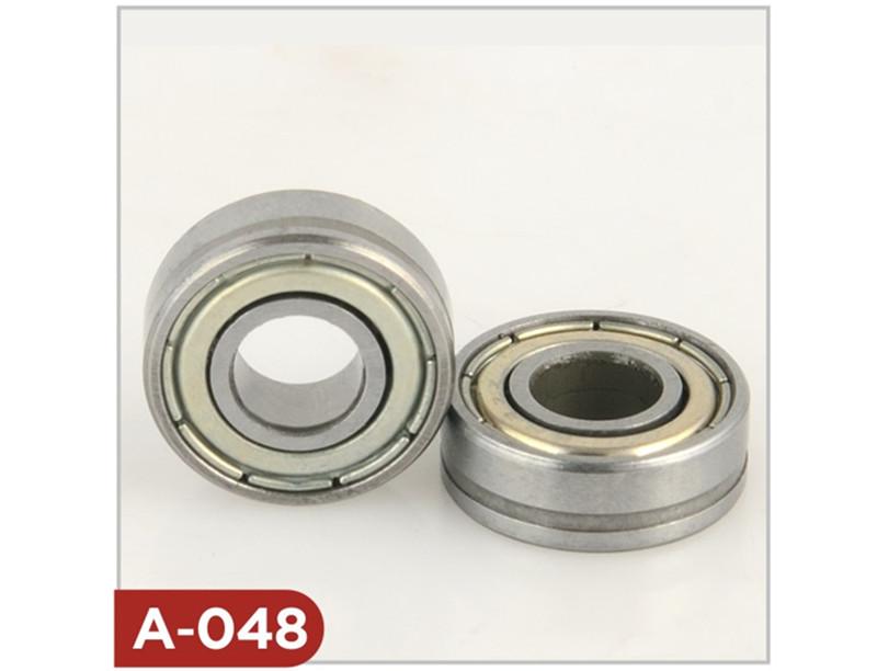 696 single groove ball bearing