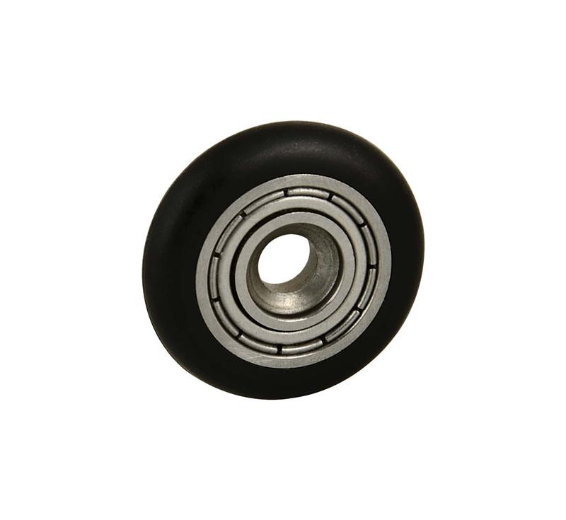 Mini bearing pulley